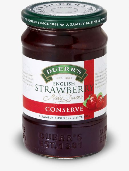 Duerr's English Strawberry Conserve