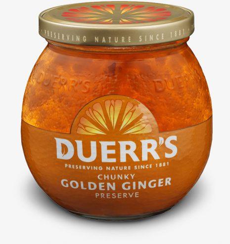 Duerr's Chunky Ginger Preserve