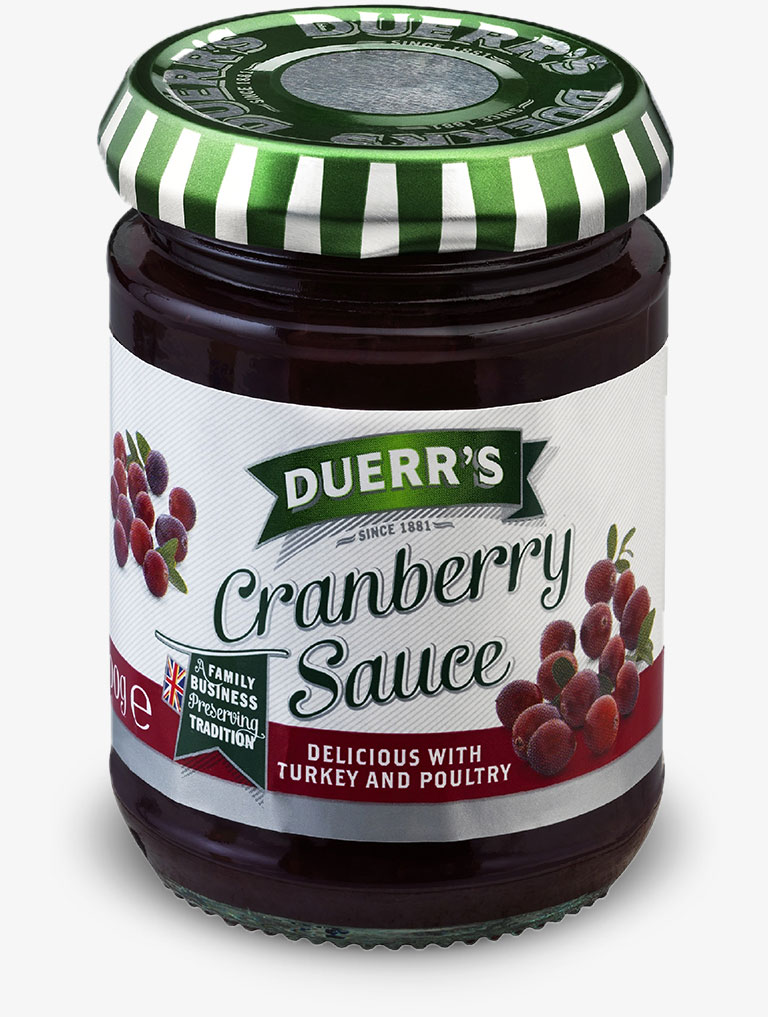 Duerr's Cranberry Sauce