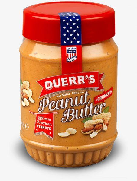 Duerr's Crunchy Peanut Butter