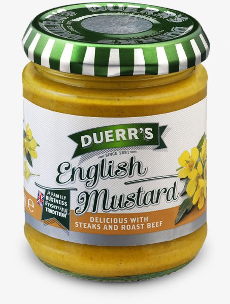 Duerr's Hot English Mustard