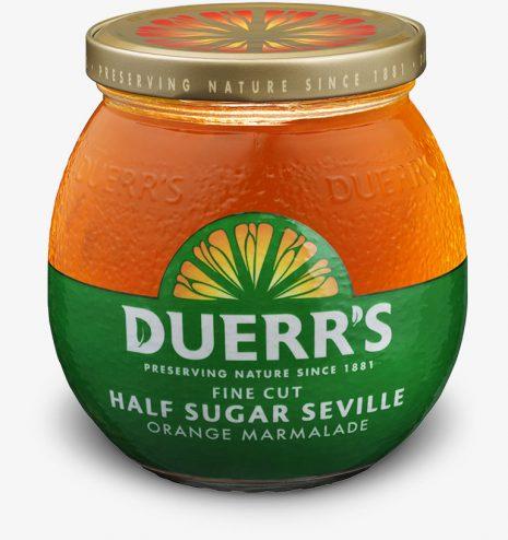 Duerr's Half Sugar Seville Orange Marmalade