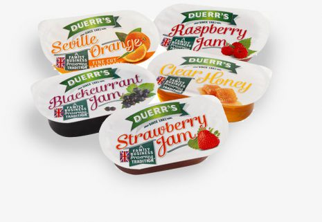 Individual Duerr's Jam Servings