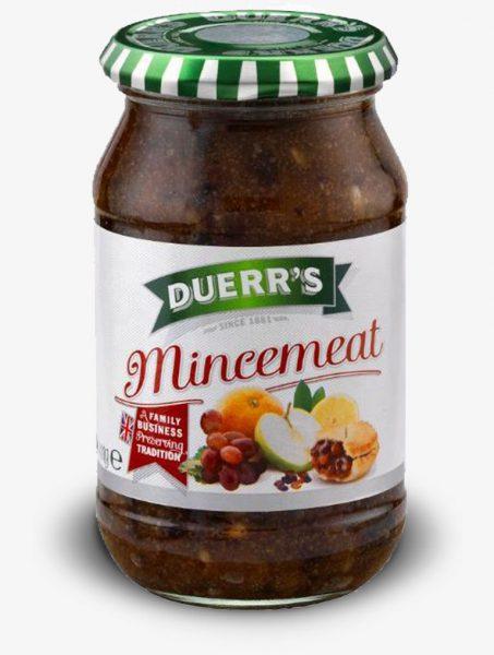 Duerr's mincemeat