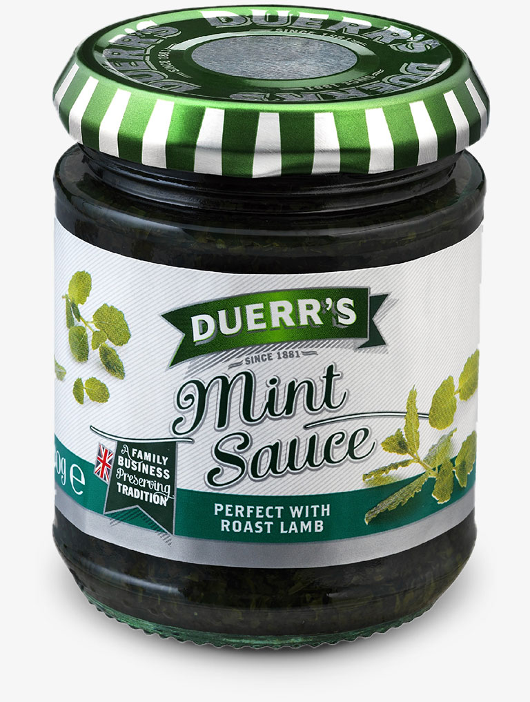 Duerr's Mint Sauce