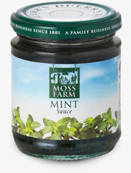 Moss Farm Mint Sauce