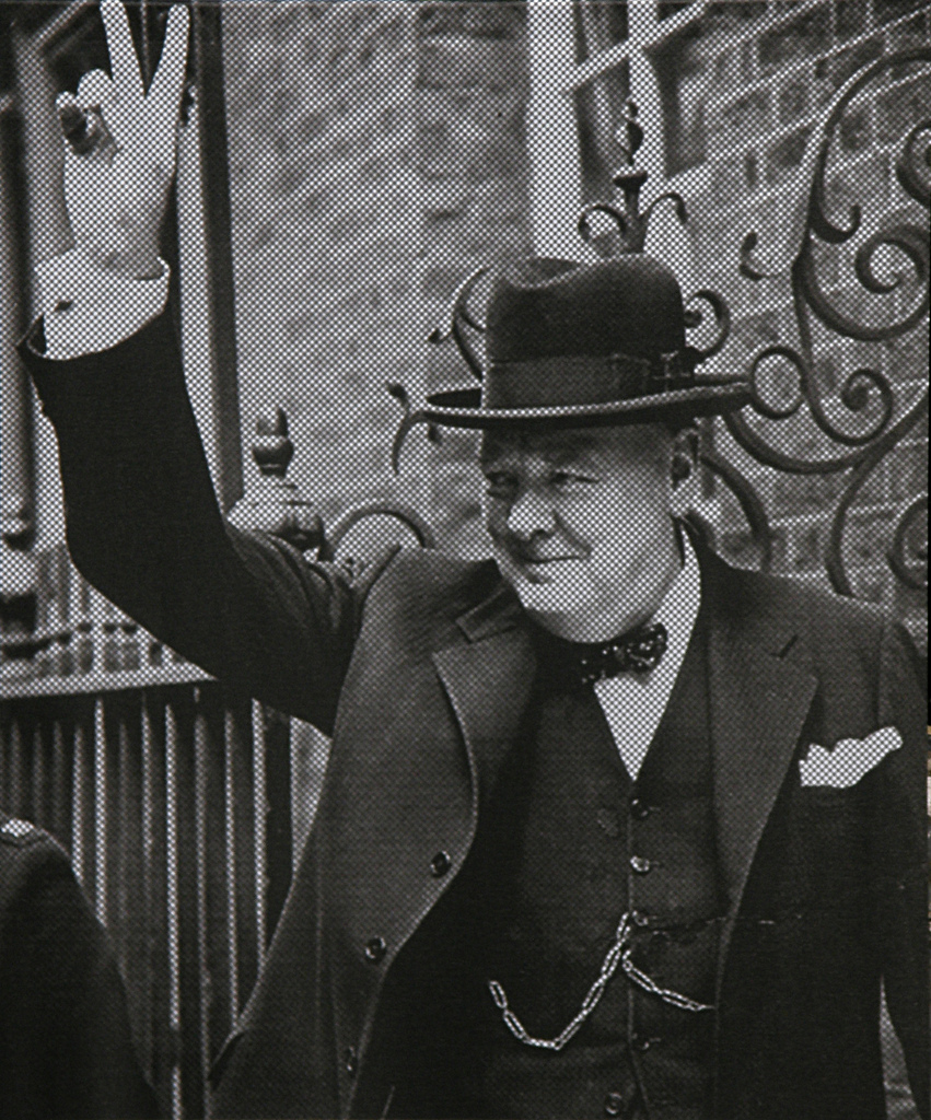 winston churchill effective leader of britain Winston churchill: why was a successful wartime leader unsuccessful at leading a peacetime britain in 1945, six years after the second world war began, peace was declared in britain the famous winston churchill, britain's prime minister, had faithfully lead britain.