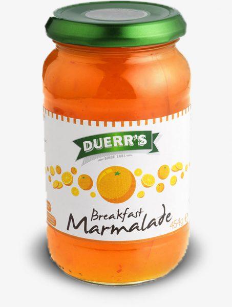 Duerr's Breakfast Marmalade