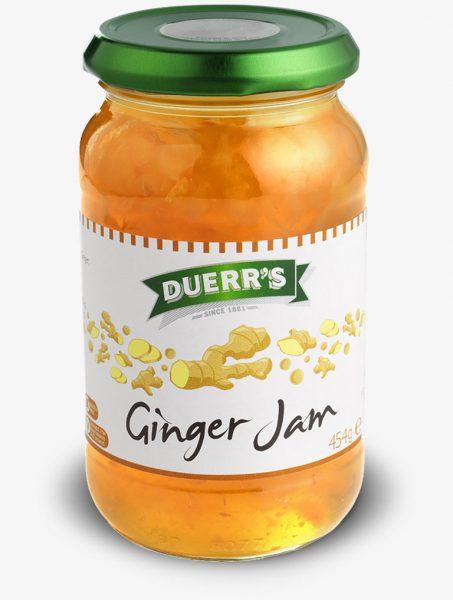 Duerr's Ginger Jam