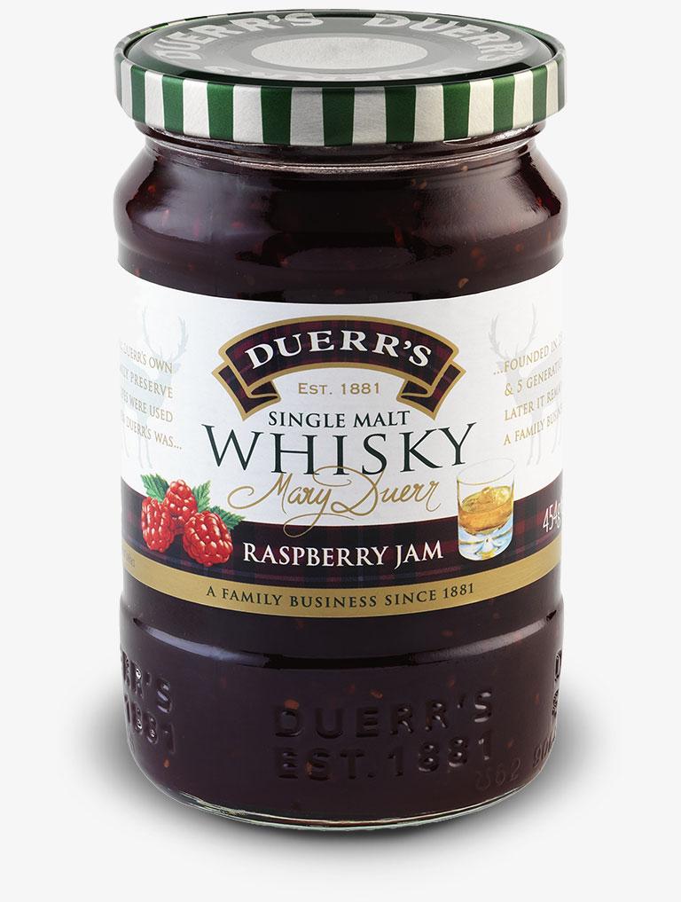 Mary Duerr's Whisky Raspberry Jam