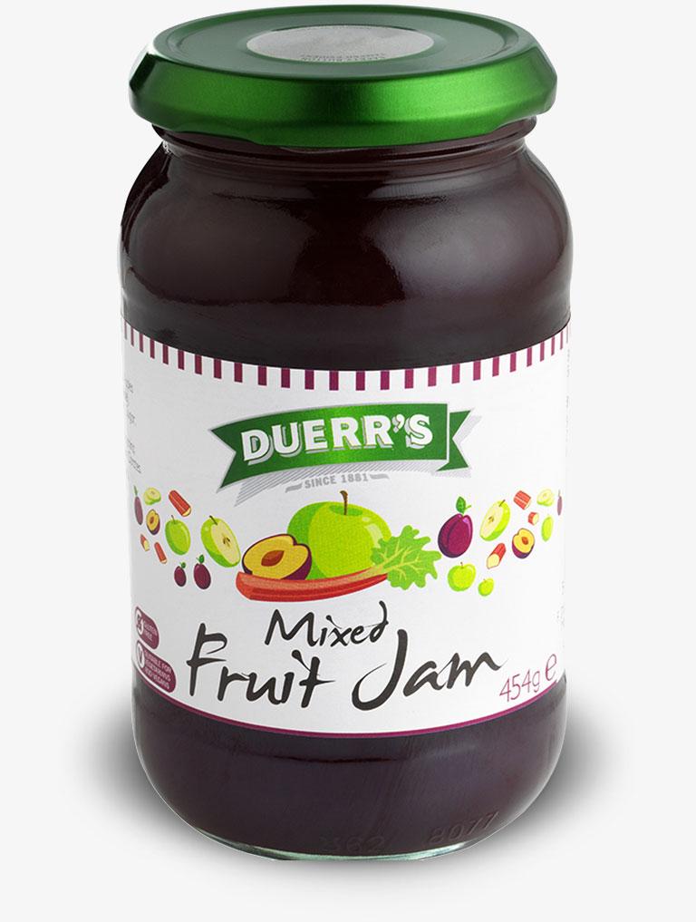Duerr's Mixed Fruit Jam