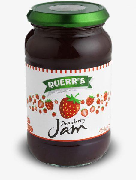 Duerr's Strawberry Jam