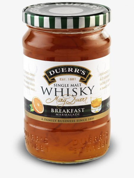 Mary Duerr's Whisky Breakfast Marmalade
