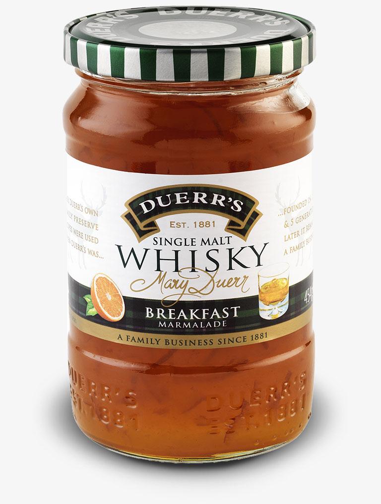 Mary Duerr's Whisky Breakfast Marmalade