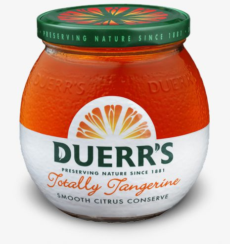 Totally Tangerine Citrus conserve