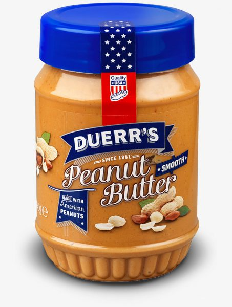 Duerr's Smooth Peanut Butter