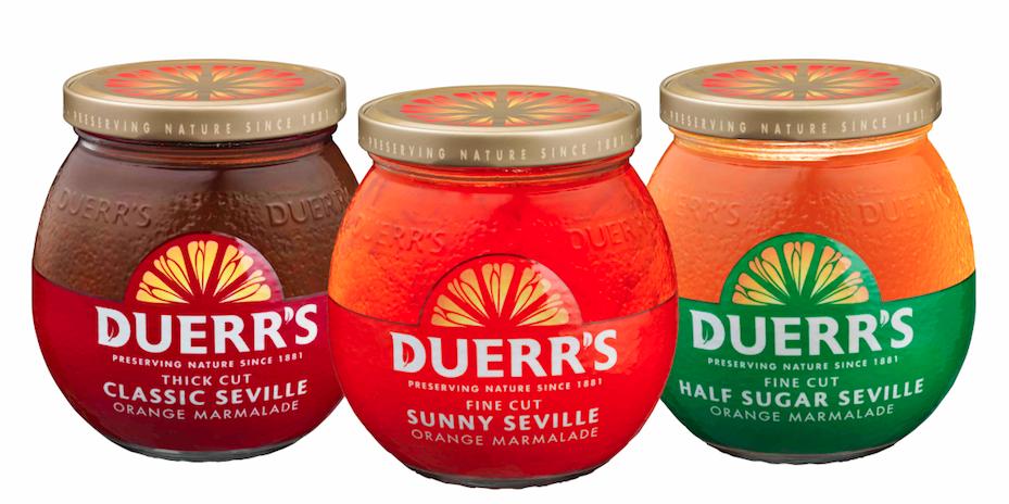 Duerr's Marmalades